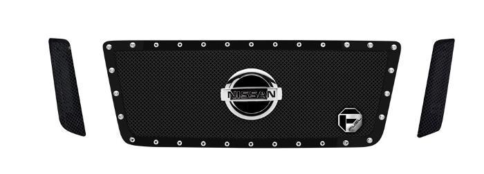 X-Metal - 2017 Nissan Titan