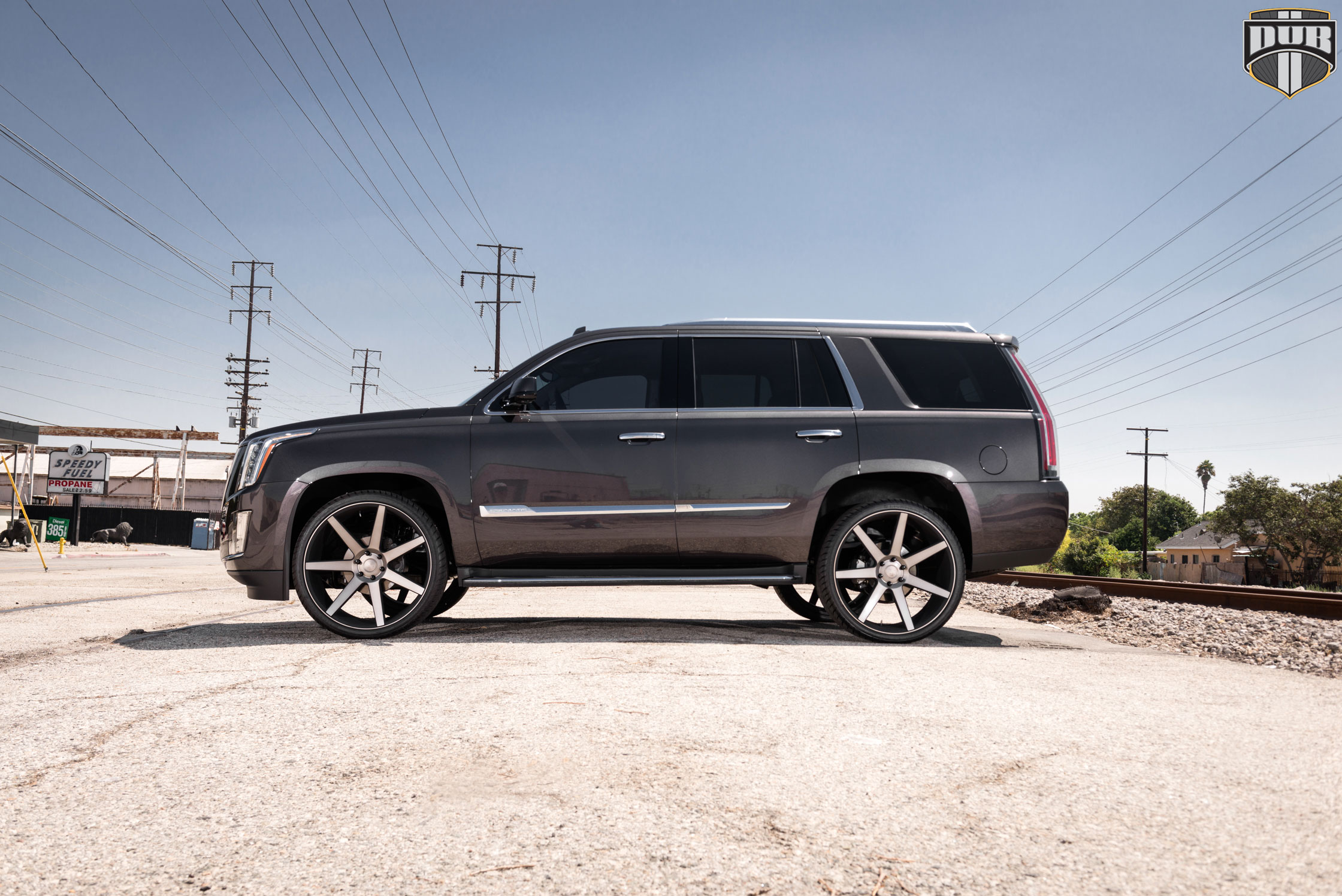 Cadillac Escalade Future - S127 Gallery - MHT Wheels Inc.