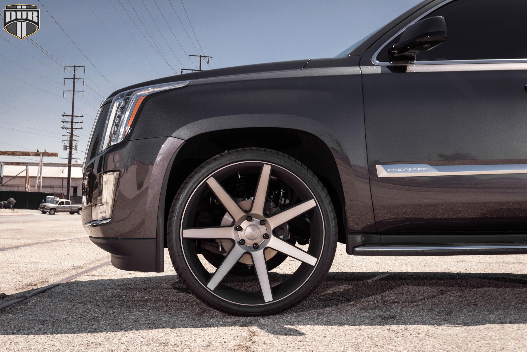Cadillac Escalade Future - S127 Gallery - MHT Wheels Inc.