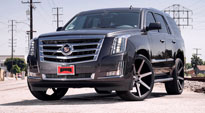 Future - S127 on Cadillac Escalade