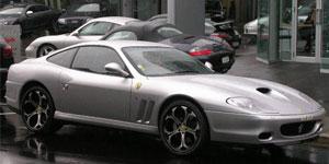 X-30 on Ferrari 575