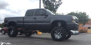 Maverick - D260 on Chevrolet Silverado 2500 HD