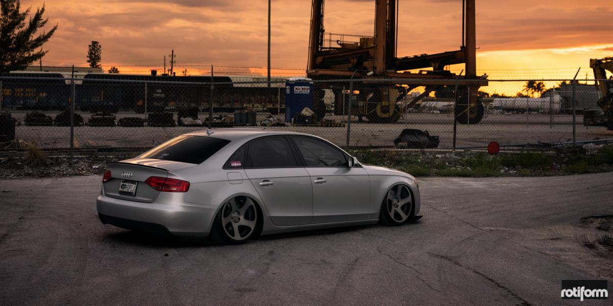 Audi A4 Tmb Cast 1 Piece Gallery Mht Wheels Inc