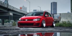 CCV on Volkswagen GTI