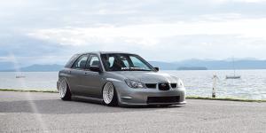 LHR on Subaru WRX