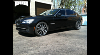 C15-Technic on BMW 7-series