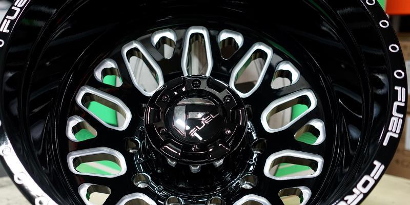 Fuel  FF19 - Dually Rear 20 x 8.25 Forged
