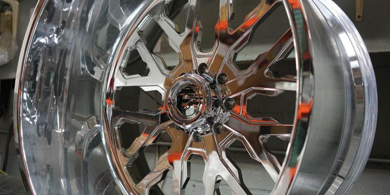 2017 Styles  FF45-8 Lug