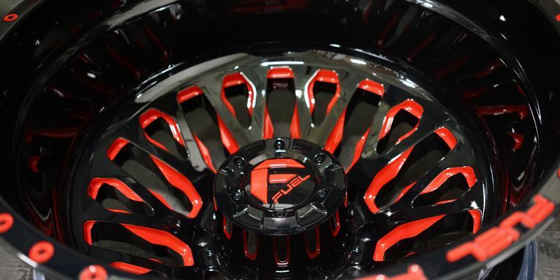 2017 Styles  FF45D - Rear