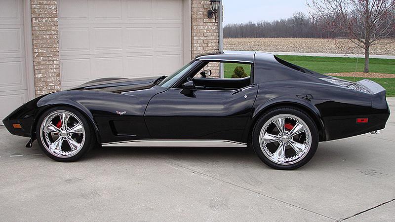 Chevrolet Corvette Nitrous Se F302 Gallery Mht Wheels Inc
