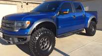 Trophy - D552 on Ford F-150 Raptor