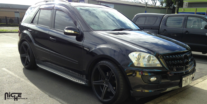 Mercedes Benz Ml500 Apex M126 Gallery Mht Wheels Inc