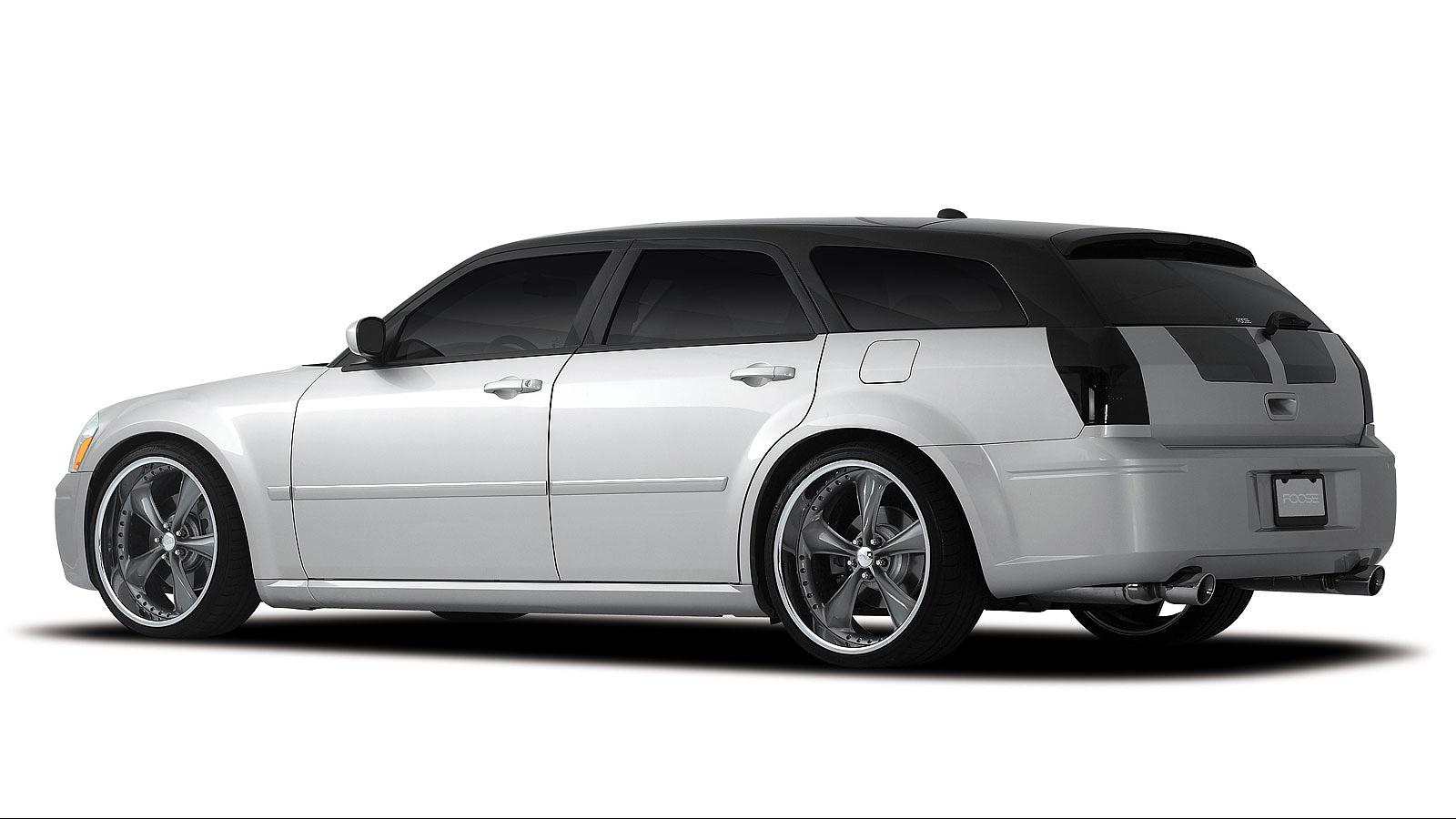 Dodge Magnum Nitrous SE - F300 Gallery - MHT Wheels Inc.