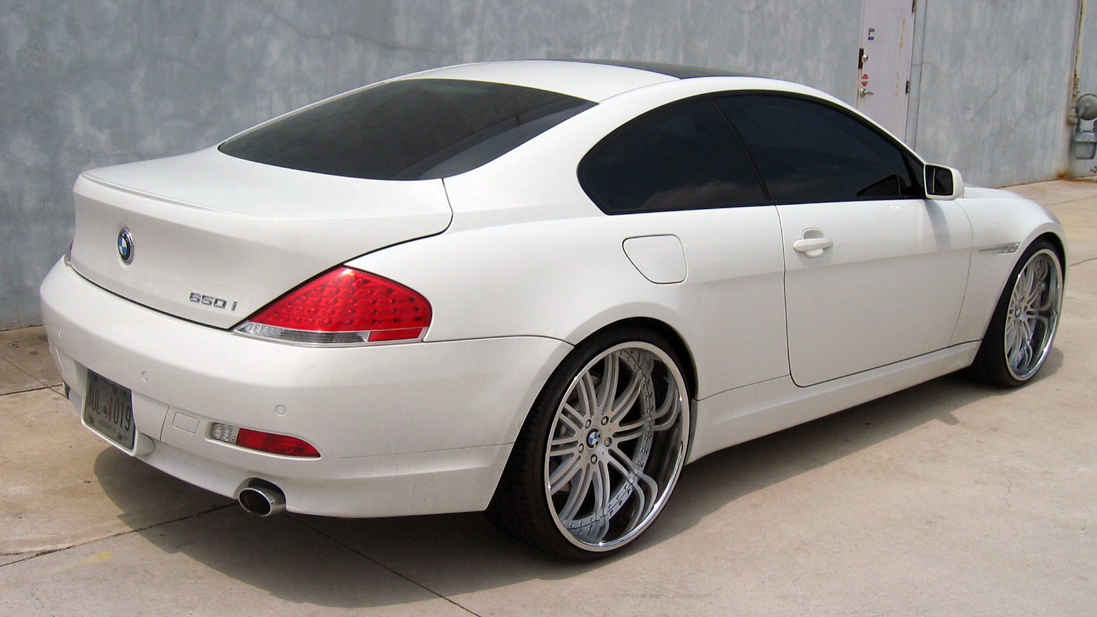 bmw 6 series vendetta gallery mht wheels inc. Black Bedroom Furniture Sets. Home Design Ideas
