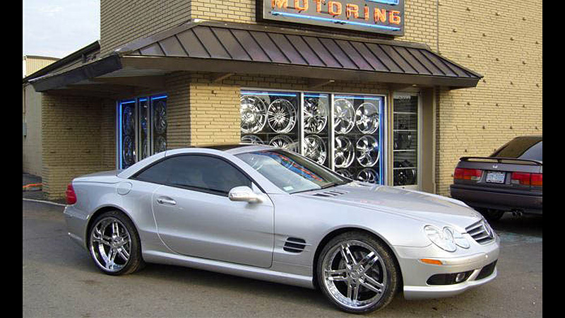Image gallery 2007 mercedes sl 500 for 2007 mercedes benz sl500