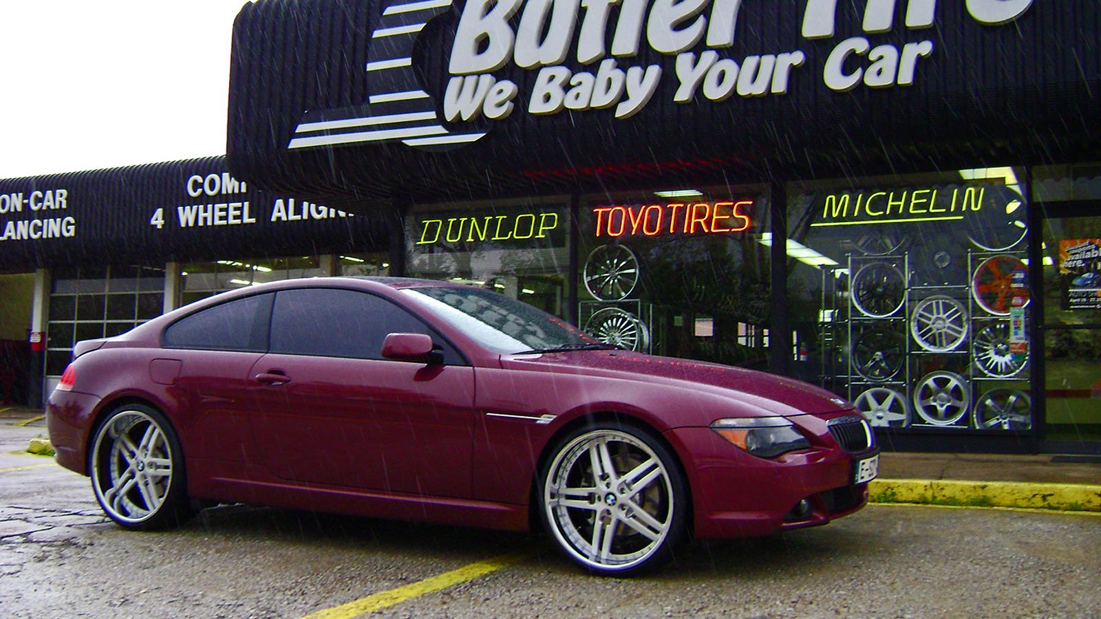BMW Paragon Gallery MHT Wheels Inc - 2008 bmw 645ci