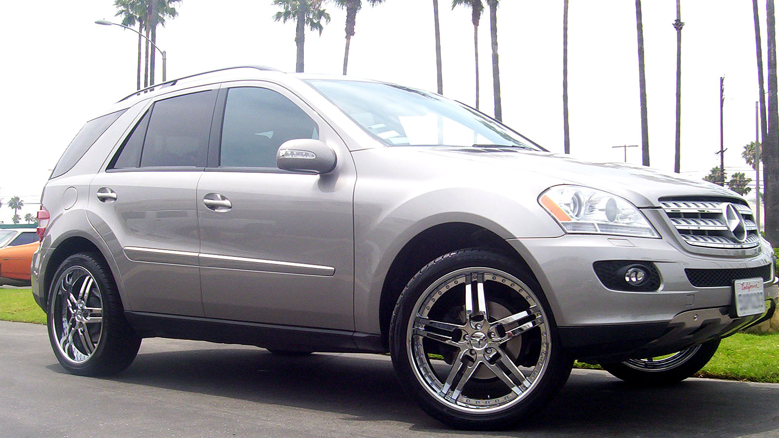 Mercedes benz ml350 monza gallery mht wheels inc for Mercedes benz wheel