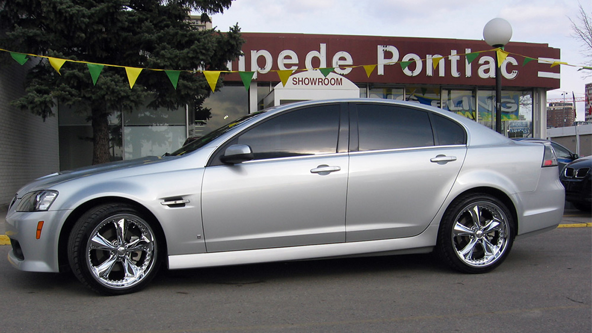 Pontiac G8 Custom Wheels Www Imgkid Com The Image Kid Has It