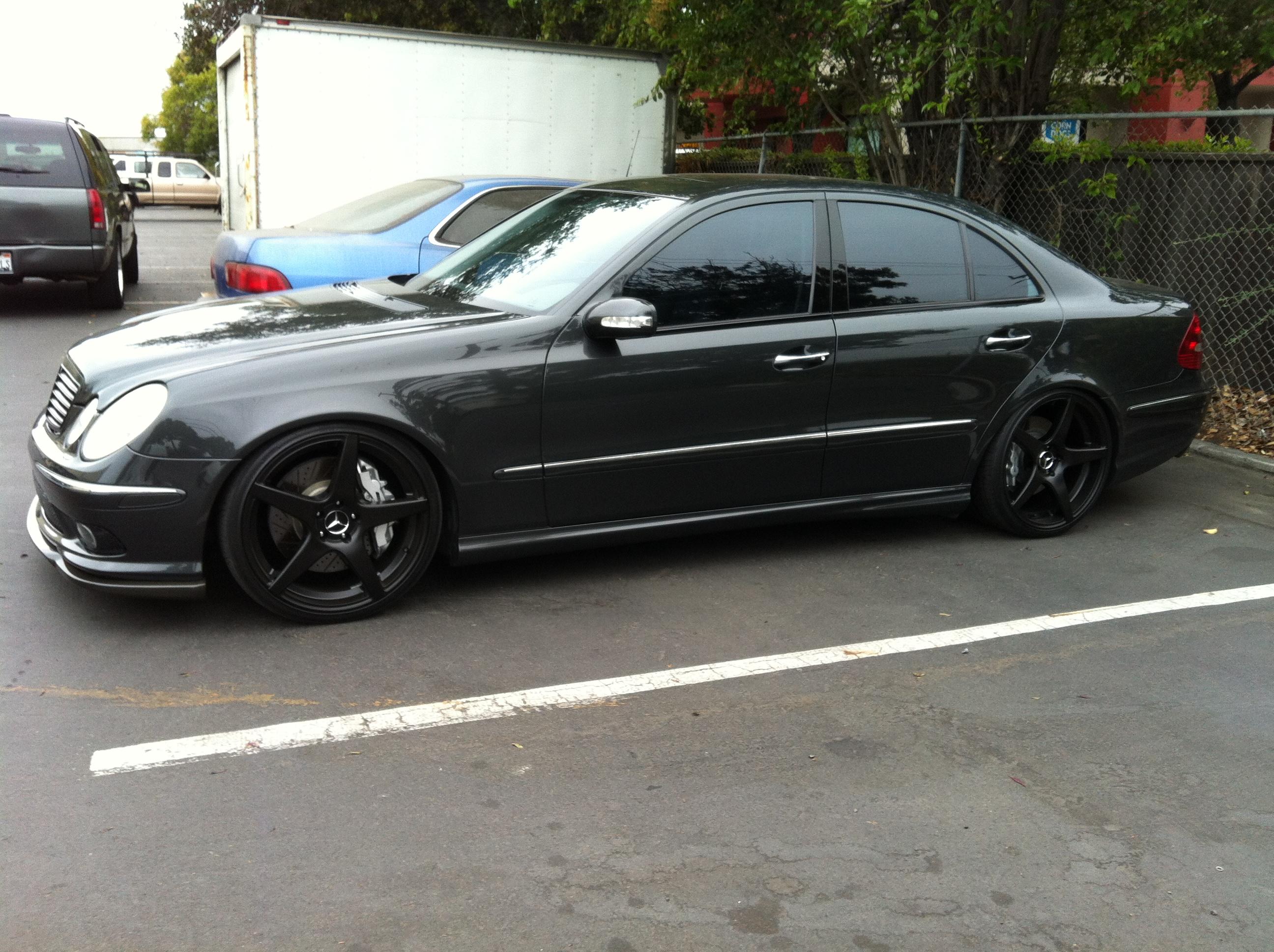 Mercedes Benz Amg E63 Gt 5 M133 Gallery Mht Wheels Inc