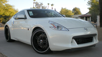 Whip - X10 on Nissan 370Z