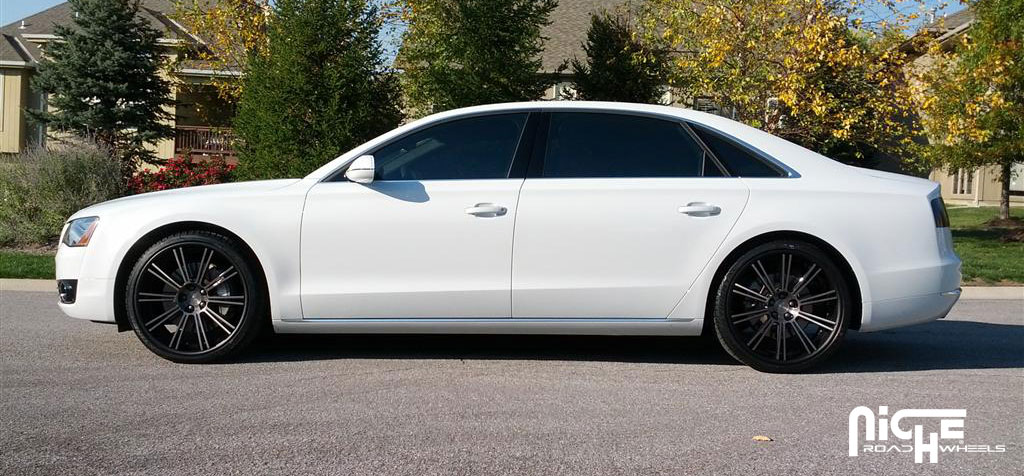 Audi A8 Laguna Gallery - MHT Wheels Inc.
