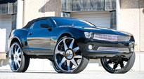 X-69 on Chevrolet Camaro