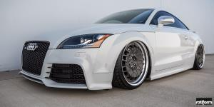 BTH on Audi TTRS