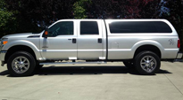 Nutz - D540 on Ford F-250