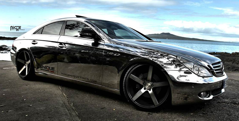 Mercedes Benz Cls500 Milan M134 Gallery Mht Wheels Inc