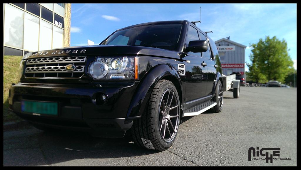 Land Rover Range Rover Targa M129 Gallery Mht Wheels Inc