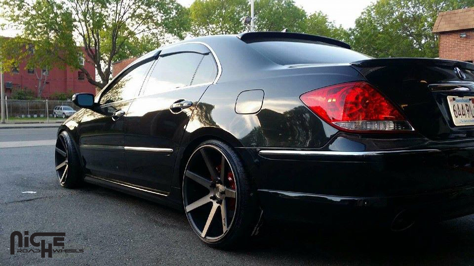 Acura Rl Verona M150 Gallery Mht Wheels Inc