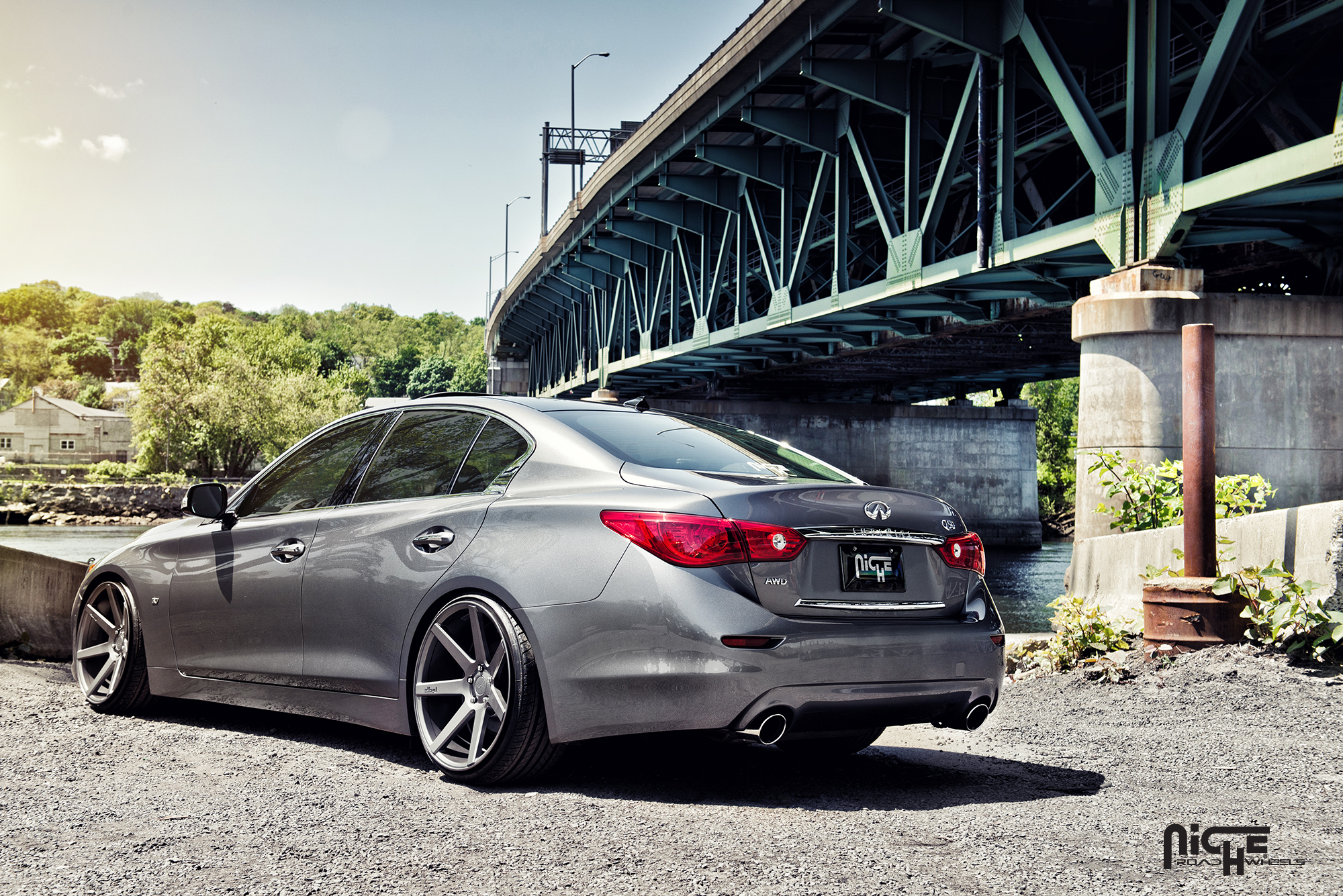 Infiniti Q50 Verona M149 Gallery Mht Wheels Inc