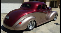 Plymouth Coupe Deluxe
