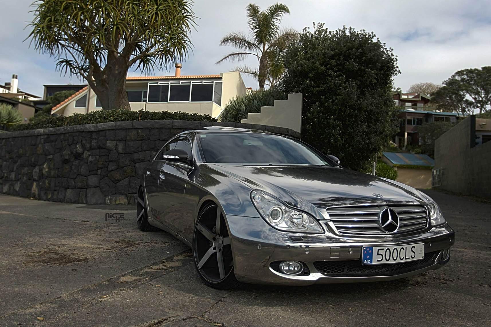 Mercedes benz cls500 milan m134 gallery mht wheels inc for Mercedes benz cls500