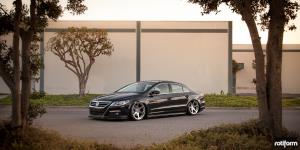 MHG on Volkswagen CC