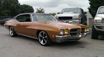 Bandit - U109 on Pontiac LeMans