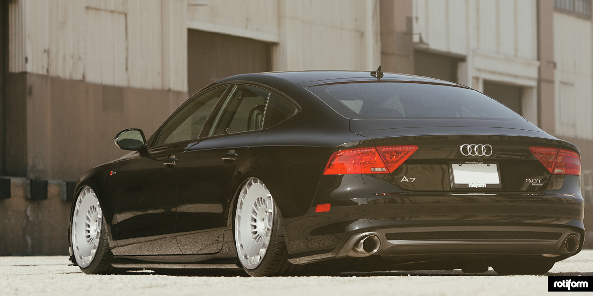 Audi A7 CCV Gallery - MHT Wheels Inc.