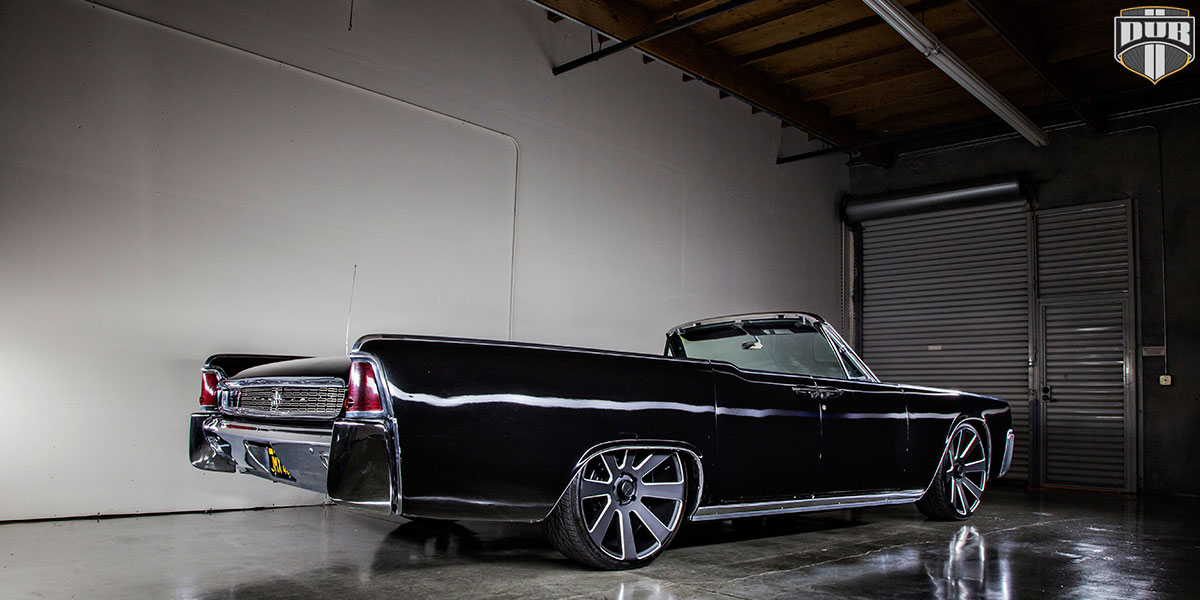 lincoln continental 8 ball s187 gallery mht wheels inc. Black Bedroom Furniture Sets. Home Design Ideas