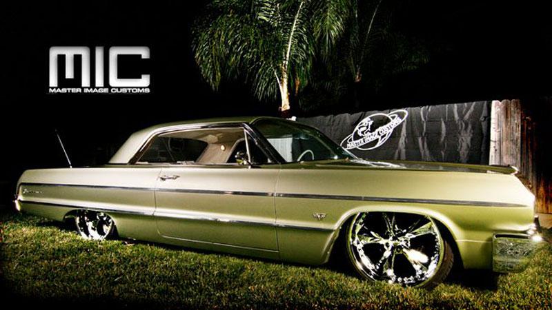 Chevrolet Impala Nitrous SE - F302 Gallery - MHT Wheels Inc.