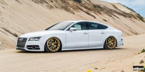 HUR on Audi S7