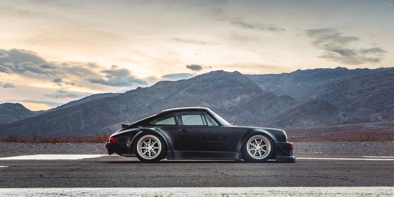 Porsche RWB Rotiform MLW