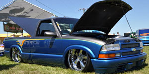 Nitrous SE - F300 on Chevrolet S-10