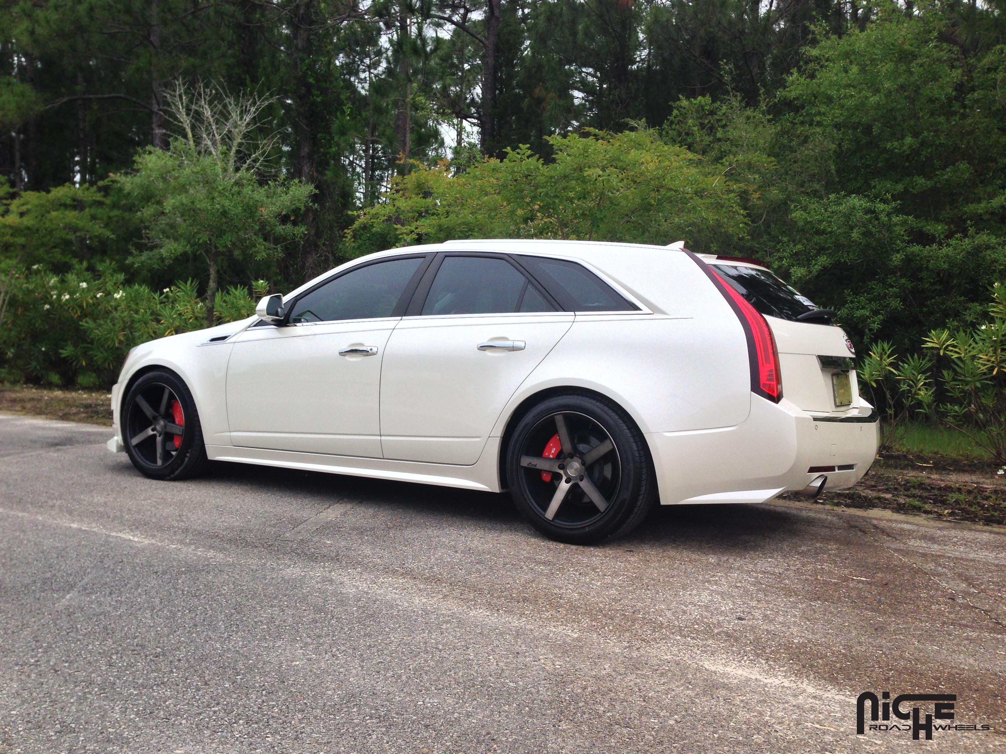 Cadillac cts wagon milan m134 gallery mht wheels inc