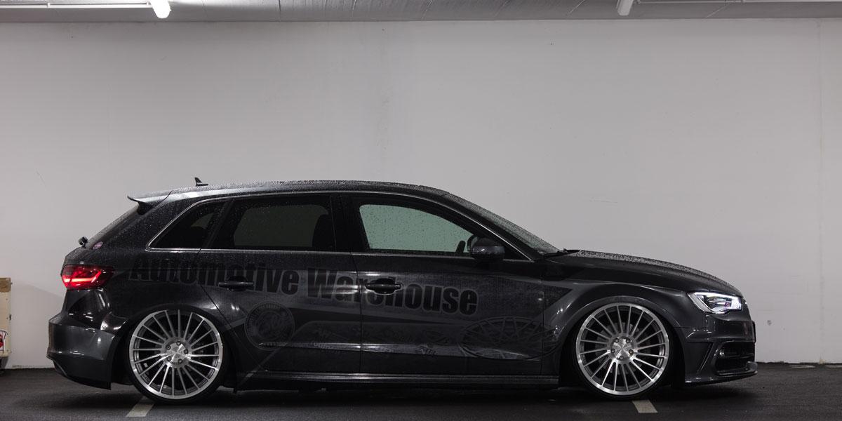Audi A3 IND-T - Cast 1 Piece Gallery - MHT Wheels Inc.
