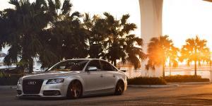 TMB on Audi A4