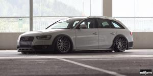 BLQ - Cast 1 Piece on Audi Allroad