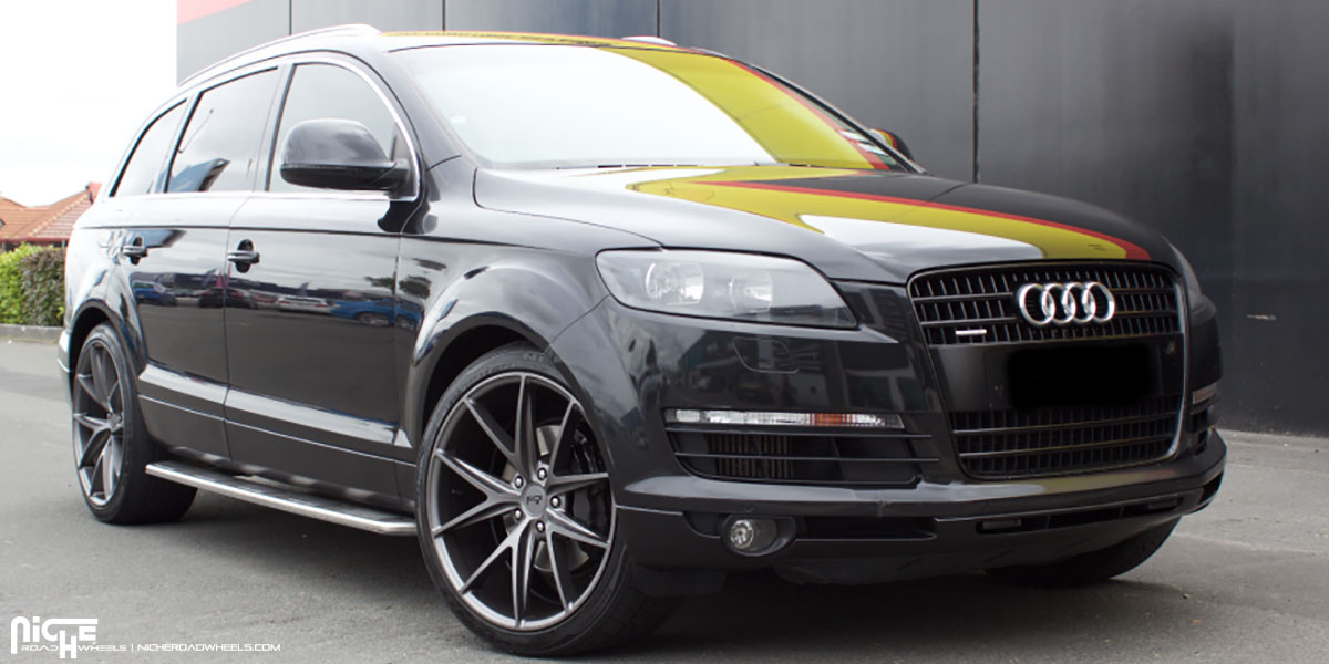 Audi Q7 Misano M116 Gallery Mht Wheels Inc