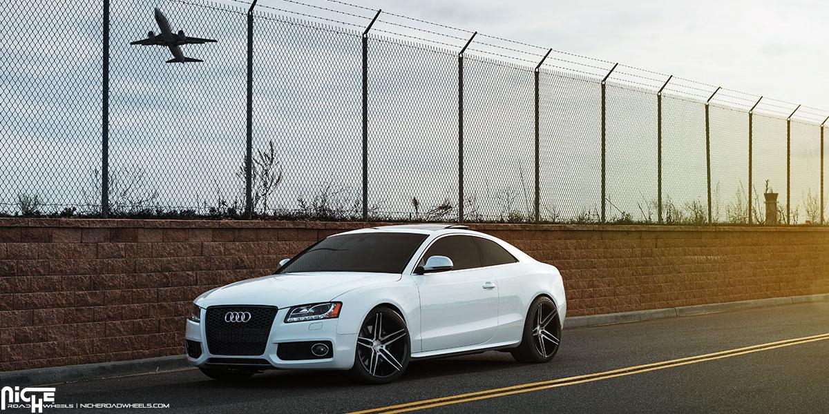 Audi S5 Turin - M169 Gallery - MHT Wheels Inc.