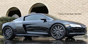 X18-Palazzo on Audi R8 V-10