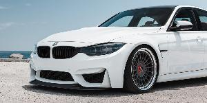 LAS-R on BMW M3